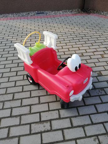 Jeździk samochód little tikes strażak