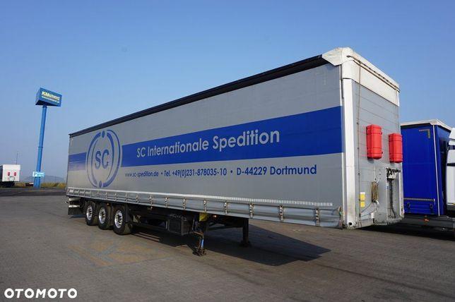 Schmitz Cargobull FIRANA COILMULDA DWIE OSIE PODNOSZONE FELGI ALUMINIOWE * 2017 *  Import