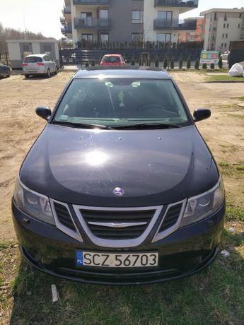 Saab 9-3 2008 sedan 1.8 benzyna + lpg