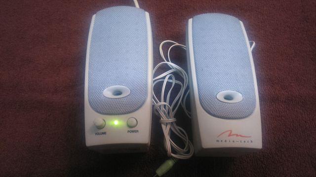 Aktywne Głośniki Soundline do komputera,laptopa,tableta, telefonu itp.