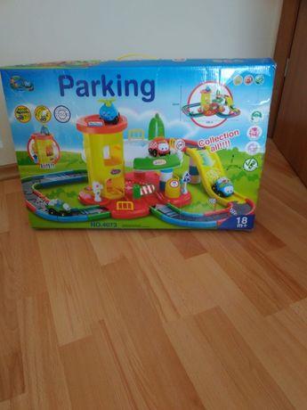 Parking zabawka 18+