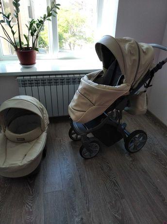 Продам дитячу коляску Roan Bass(Польща)2в1