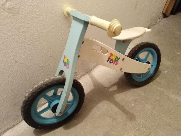 Rowerek rower biegowy Tobi Toys na części Tup Tup
