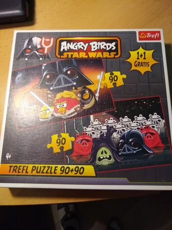 Puzzle Angry Birds