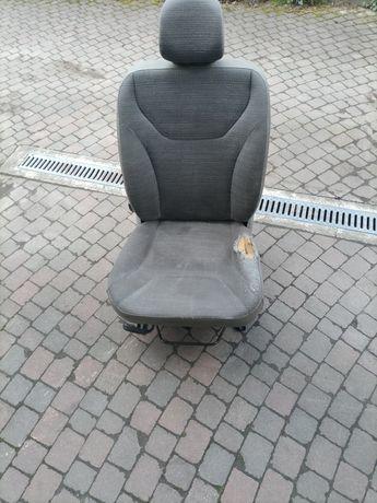 Siedzenie fotel kierowcy Renault Trafic