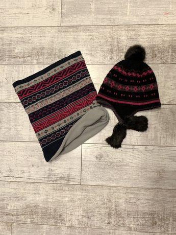 Komin Tom Taylor + czapka