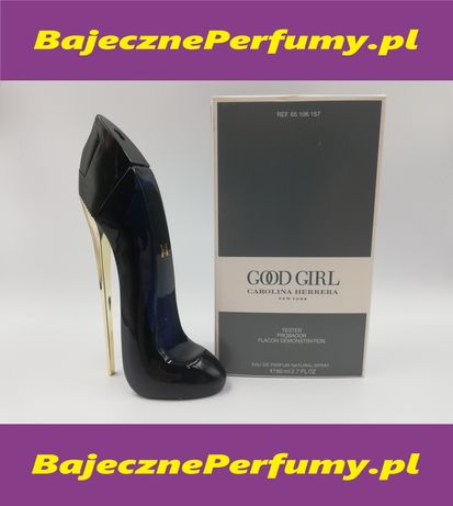 Perfumy Carolina Herrera Good Girl 80ml Tester hit okazja guljpjhgg