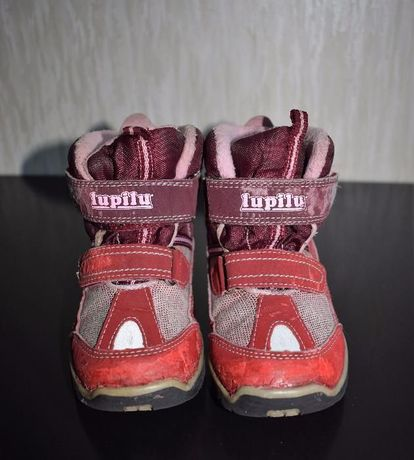 Зимние ботинки мембрана Lupilu 15,5 см