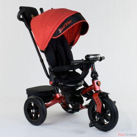 Распродажа! Детский трехколесный велосипед BEST TRIKE 9500 (2019)