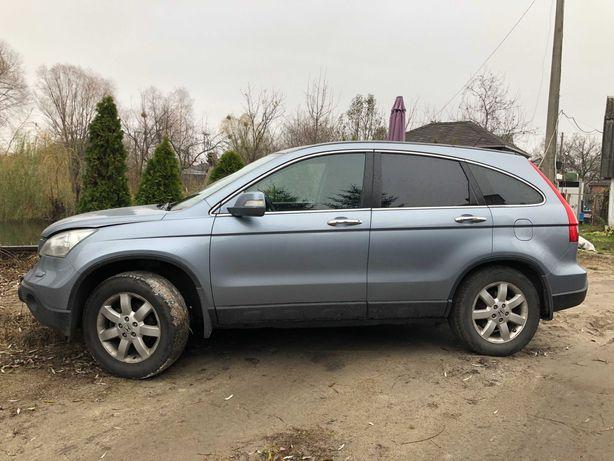 Продажа HONDA CR-V (официал) 2,0 л бензин 2008, пробег родной 96700 км