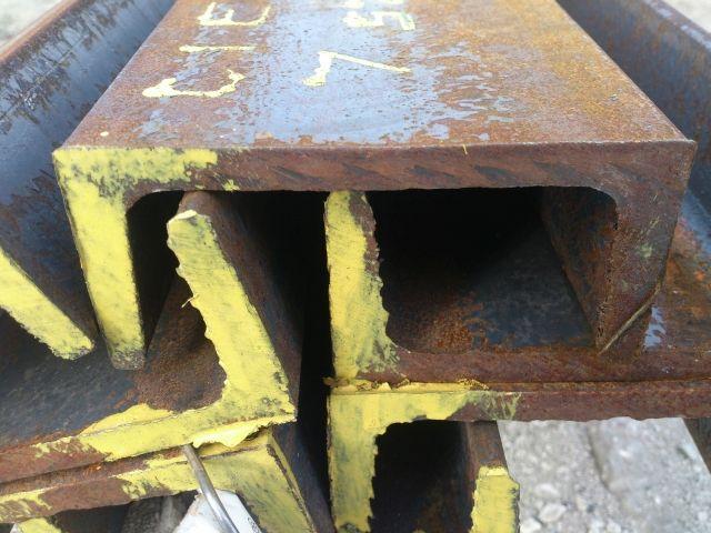 UNP 180 S235 Ceownik hutniczy L12 Lubicz Dolny - image 1