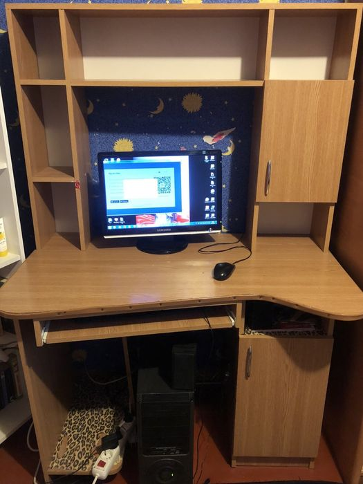 Продам детский письменный стол Харьков - изображение 1