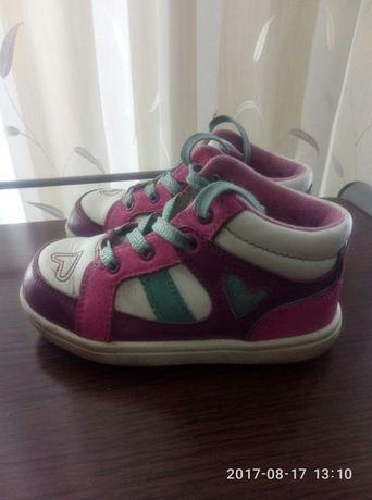 Кросівки (ботинки) Clarks