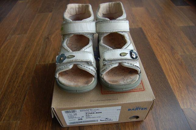 Sandały dziewczęce Bartek 26