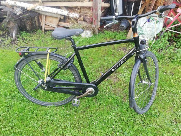 Rower miejski batavus dinssag rama 53 koła 29 cal swietny rower