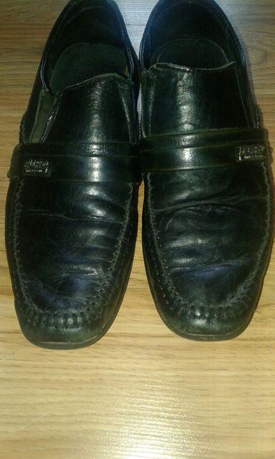 Туфли кожа, ст 24 см