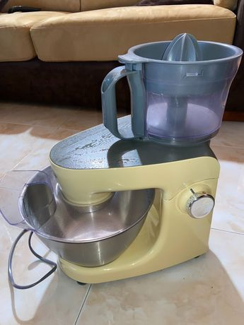 Robo de cozinha Kenwood multione