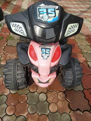 Электро квадроцикл детский