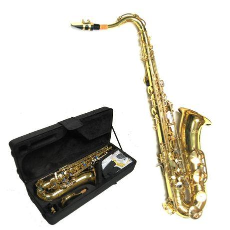 Conjunto Saxofone Tenor - NOVO