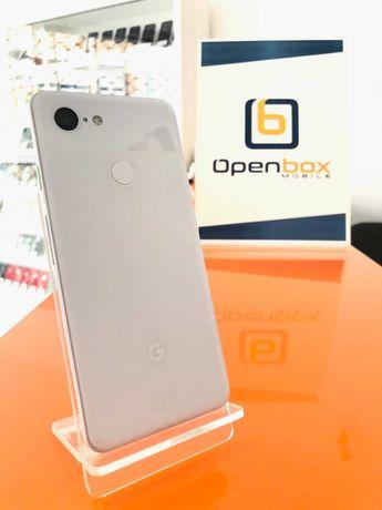 Google Pixel 3 128GB 4GB RAM Branco B - Garantia 12 meses