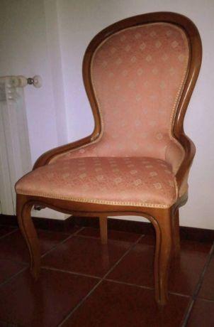 Cadeira estilo Vitoriano - Peça vintage em excelente estado!