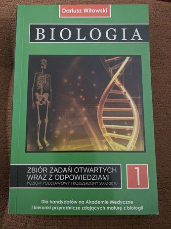 Biologia 1 Dariusz Witowski 2002 - 2010