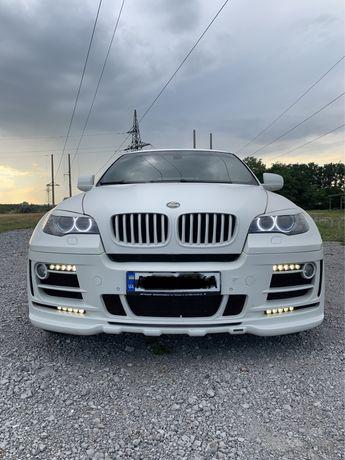 BMW X6 e71 тюнинг HAMANN