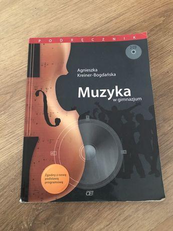 Podręcznik do muzyki, gimnazjum