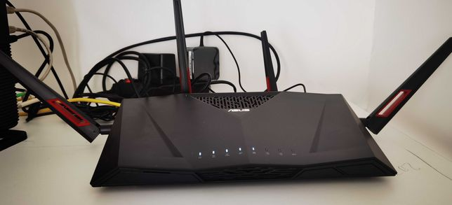Router Asus AC3100 RT-AC88U