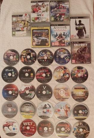 Ps3 várias jogos.
