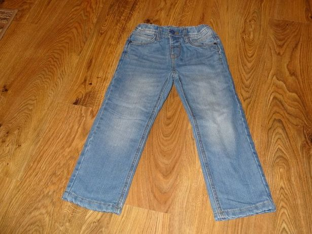 Spodnie ocieplane C&A, roz 110