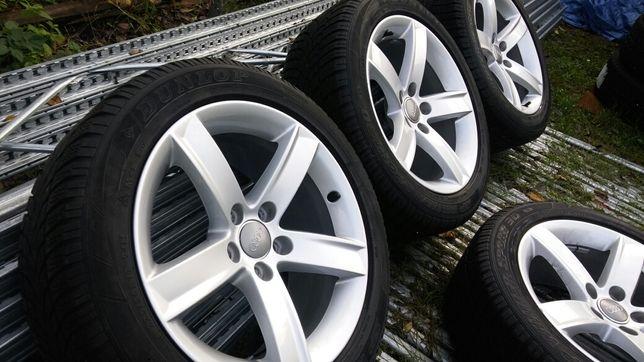 Orginalne felgi alufelgi 17cali Audi A5 ET28 7,5j super stan