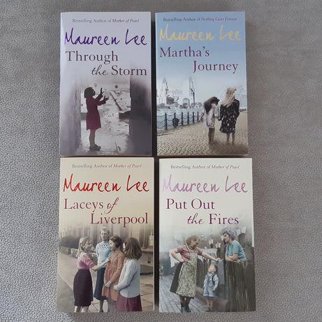 Maureen Lee książki PO ANGIELSKU angielski anglojęzyczne