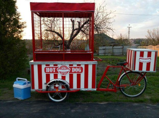 Продам вело-рикшу