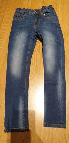 Spodnie h&m i Zara.
