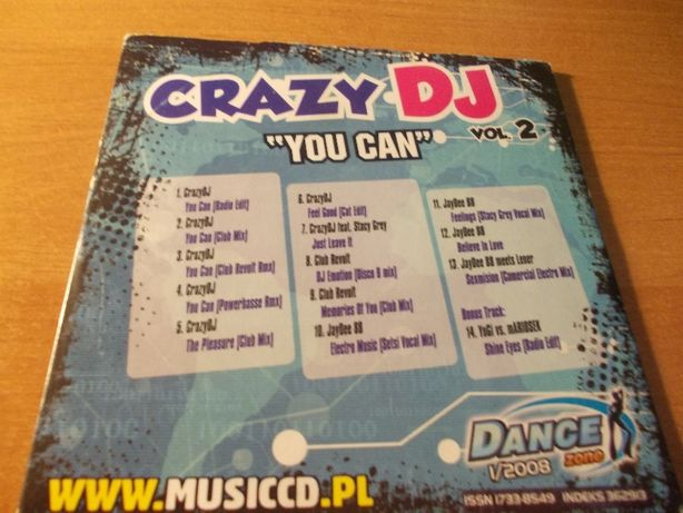 Crazy DJ You Can wol2