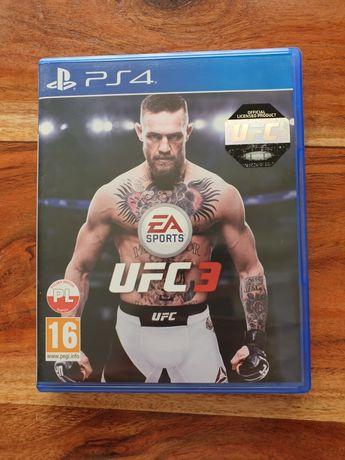 UFC 3 PL Playstation4