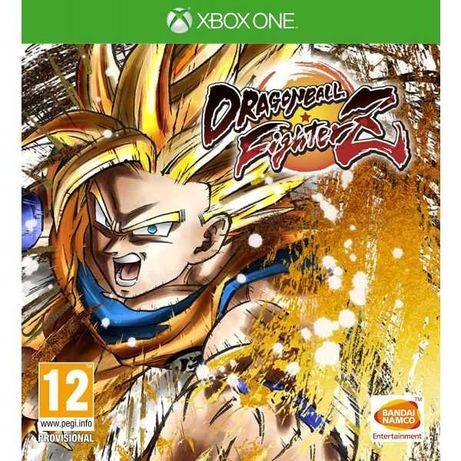 Jogo Dragon Ball Fighter Z Xbox One - USADO - loja