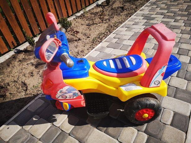 Детский электромотоцикл, мотоцикл.