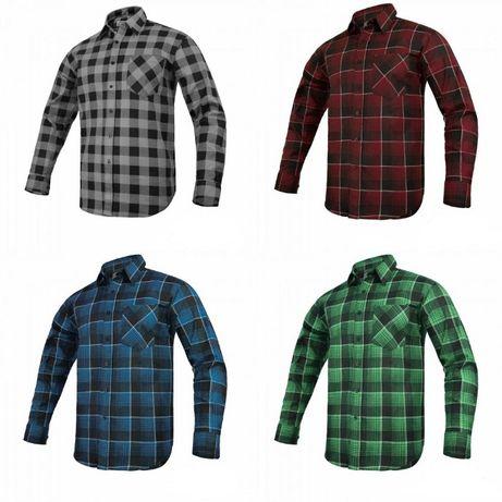 Koszula flanelowa MODAR - różne kolory i rozmiary - NOWE