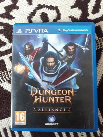 Dungeon hunter alliance- PsVita
