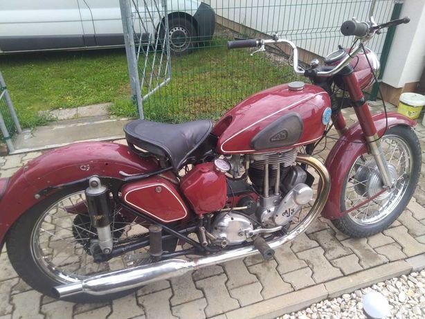 AJS A.J.S. 500ccm bsa 1955