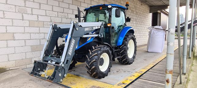 New holland t4.55 t4.65 t4.75