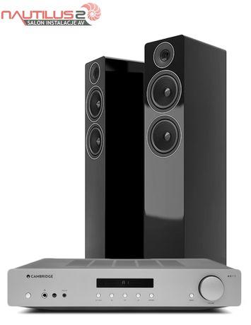 Cambridge Audio AXA35 + Acoustic Energy AE309 zestaw stereo wzmacniacz