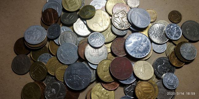 Монеты Продам или обменяю Цена за 1 монету