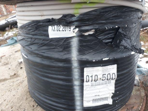 Kabel elektryczny miedziany 5x10
