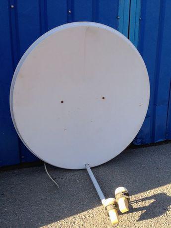Спутниковая тарелка 90 см б у.