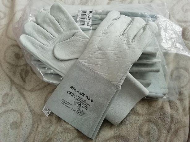 Рукавиці краги зварювальні RSL-LUX / перчатки краги сварщика