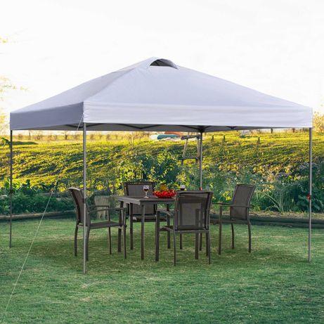 NOWY Pawilon namiot ogrodowy biały