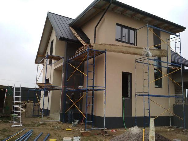 Утеплення будинків квартир, фасадні роботи!